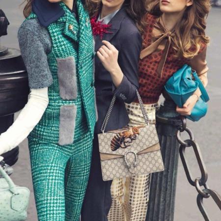 Melina Gesto, Larissa Hofmann & Sanne Vloet for Vogue Spain September 2015