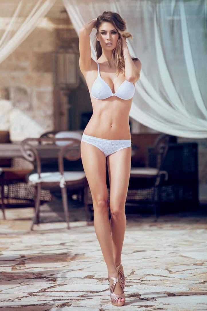 Melissa Satta for Rosso Porpora Primavera Estate 2015