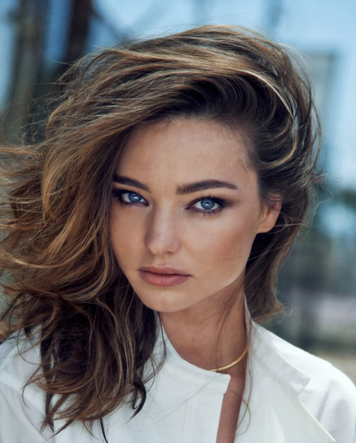 Miranda Kerr by Chris Colls  for The Edit by Net-A-Porter