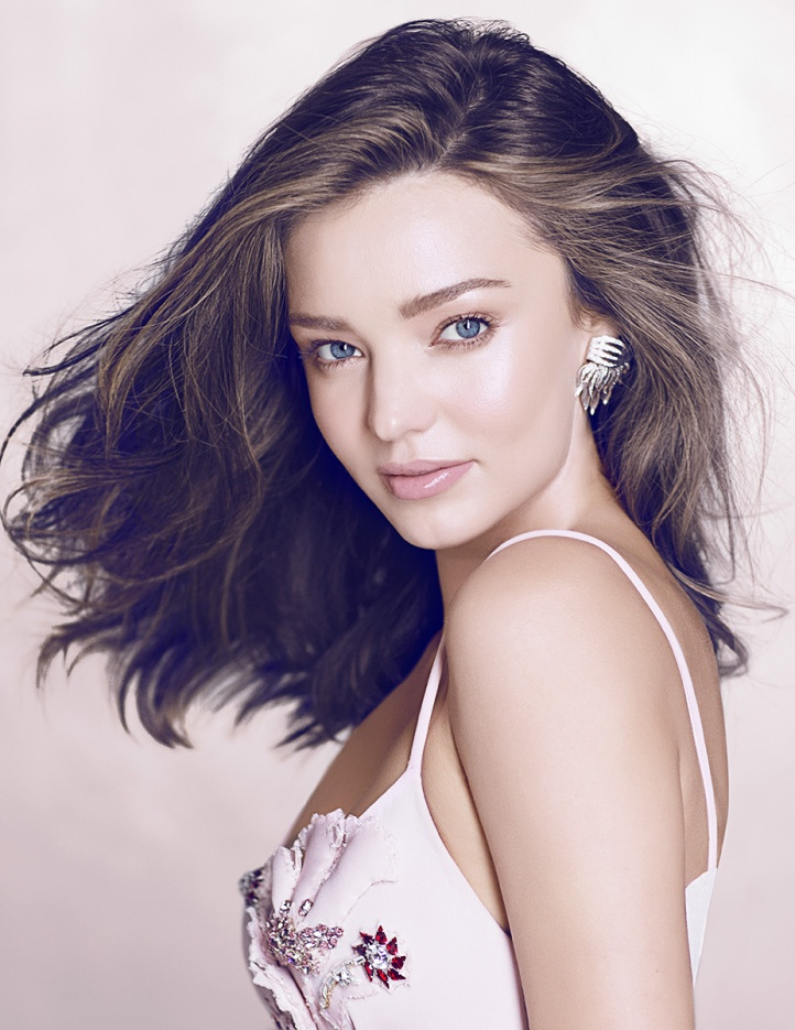 Miranda Kerr by Russell James for Vogue Thailand, December 2015