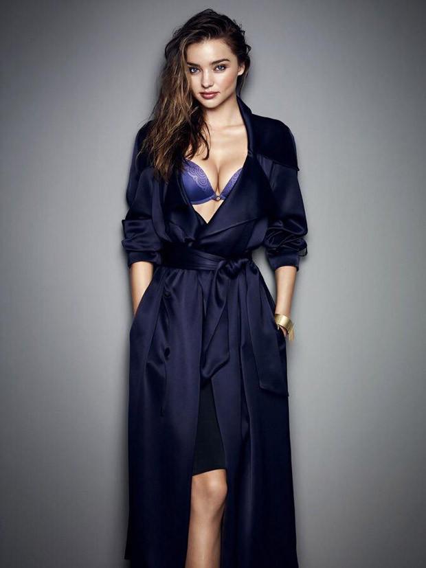 Miranda Kerr for Wonderbra Spring Summer 2015