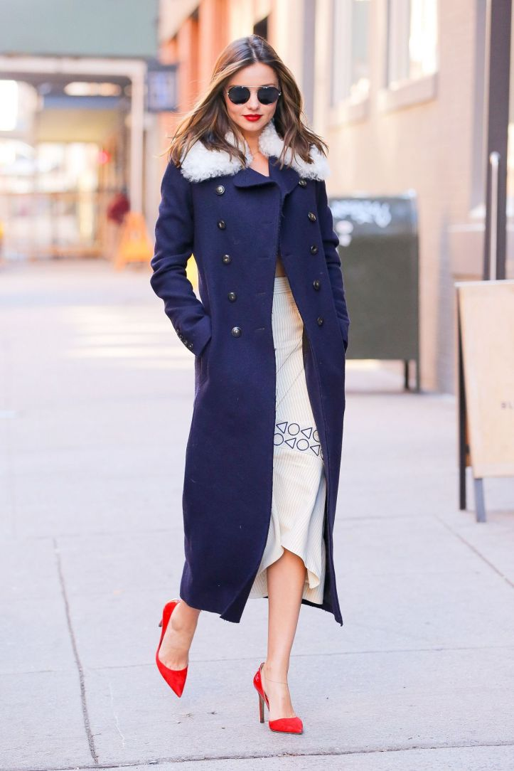 Miranda Kerr out and about in New York on November 17 2015