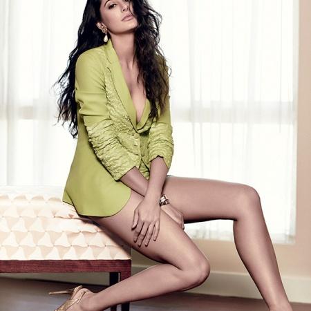 Nargis Fakhri photo-shoot for Maxim India July 2013