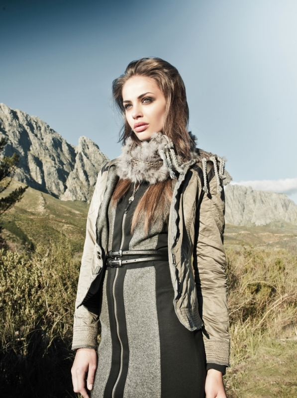 Nicole Meyer for Sportalm 2012 Collections