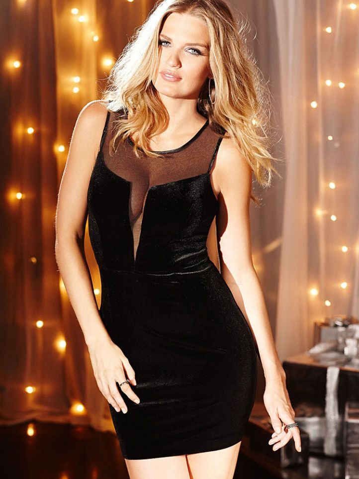Rachel Mortenson for Frederick's of Hollywood Collections 2013 (5)
