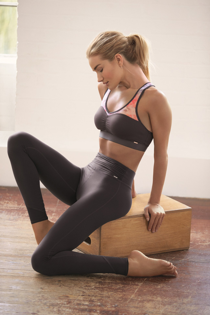 Rosie Huntington-Whiteley by Marks and Spencer for Autograph Active Collection 2016 (2)