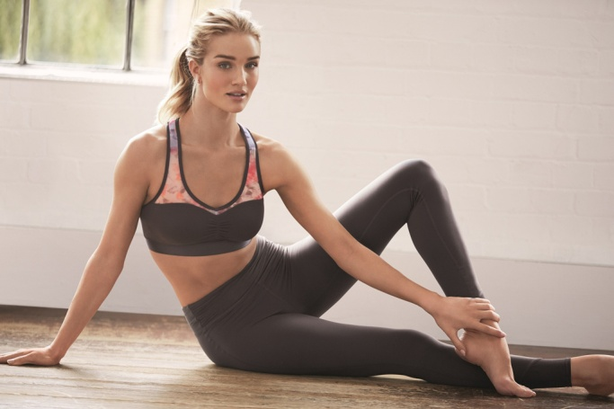 Rosie Huntington-Whiteley by Marks and Spencer for Autograph Active Collection 2016 (3)