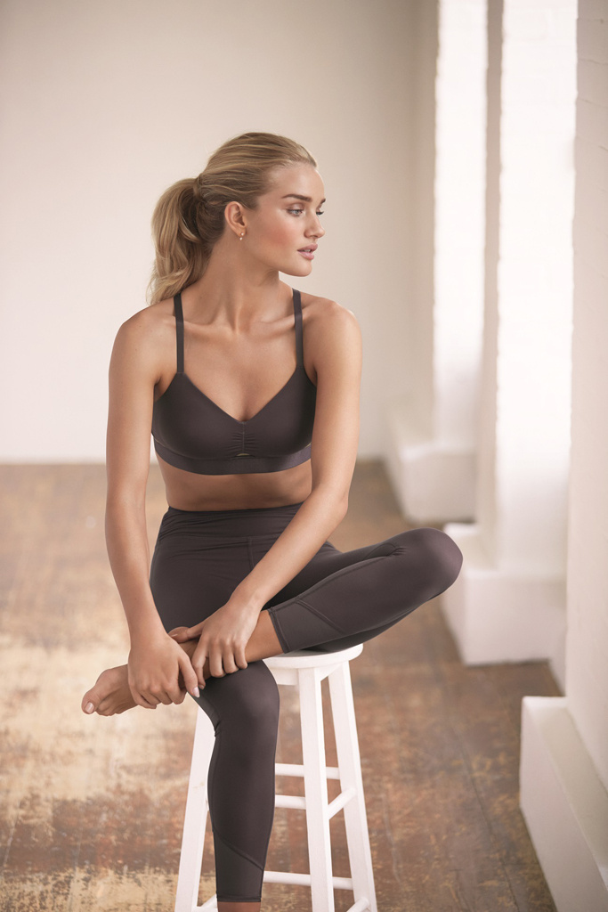 Rosie Huntington-Whiteley by Marks and Spencer for Autograph Active Collection 2016 (5)