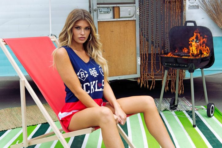 Samantha Hoopes for Young & Reckless Collection