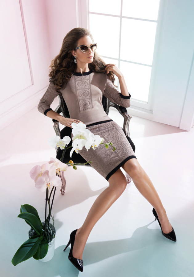 Shelly Chinaglia by Marieta Faka for Creazioni Antonella Clothing Campaign 2015 (2)