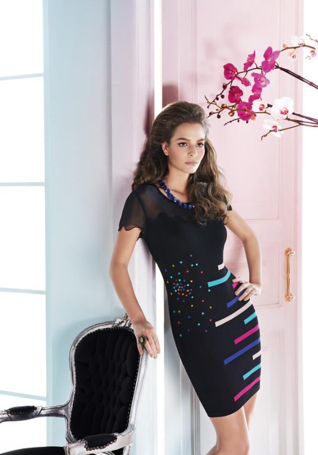 Shelly Chinaglia by Marieta Faka for Creazioni Antonella Clothing Campaign 2015 (3)