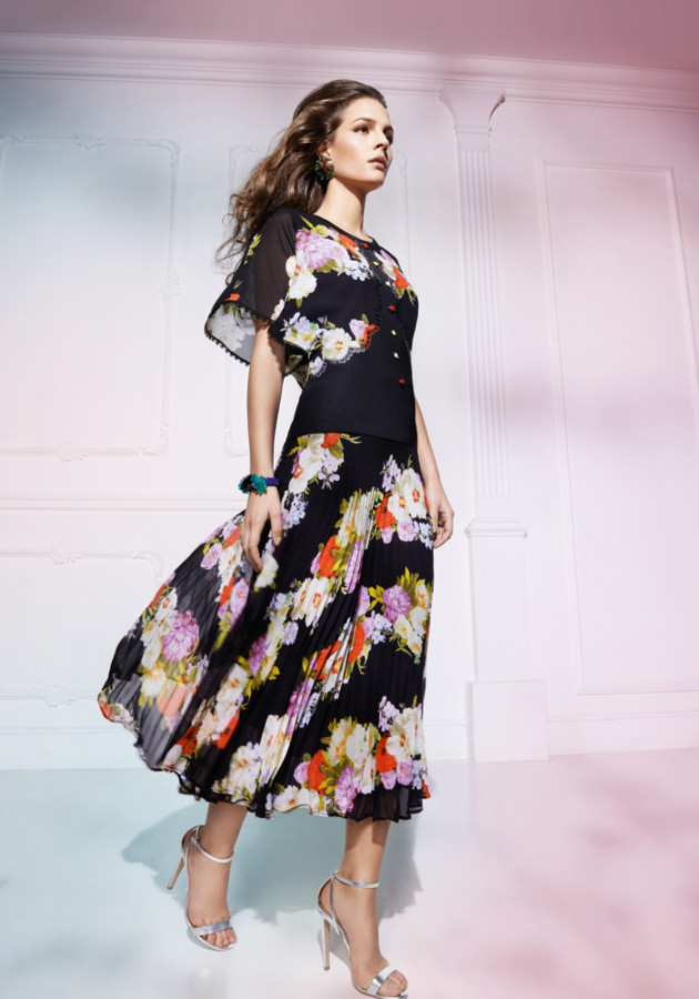 Shelly Chinaglia by Marieta Faka for Creazioni Antonella Clothing Campaign 2015 (7)