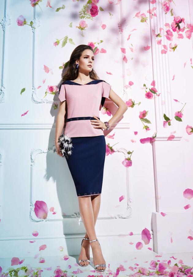 Shelly Chinaglia by Marieta Faka for Creazioni Antonella Clothing Campaign 2015 (8)