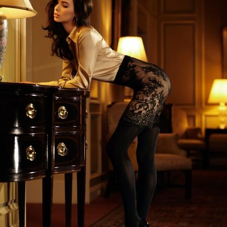 Simone Kerr For Levante Australia Legwear Ad Campaign 2013