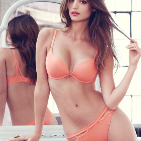 South African Model Charlbi Dean Kriek for Lingerie Photo-Shoot Collections