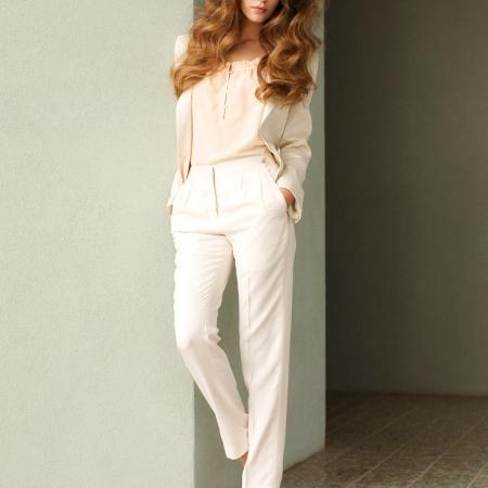 Spanish fashion model Clara Alonso exclusive photo-shoot by Joel Rhodin