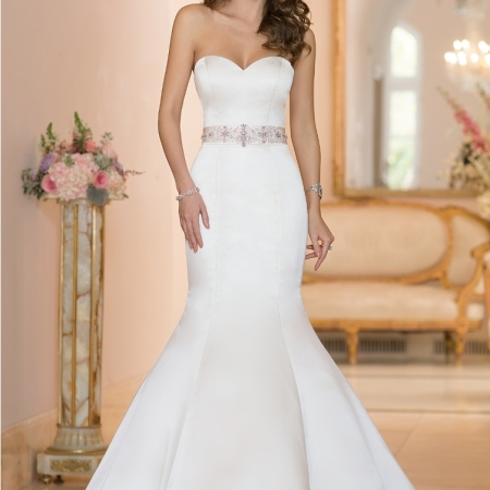 Talita Correa for Stella York Spring 2015 Bridal Collection