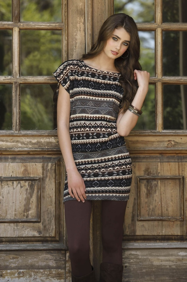 Taylor Marie Hill for Body Central Fall 2012 Photo Shoot (1)
