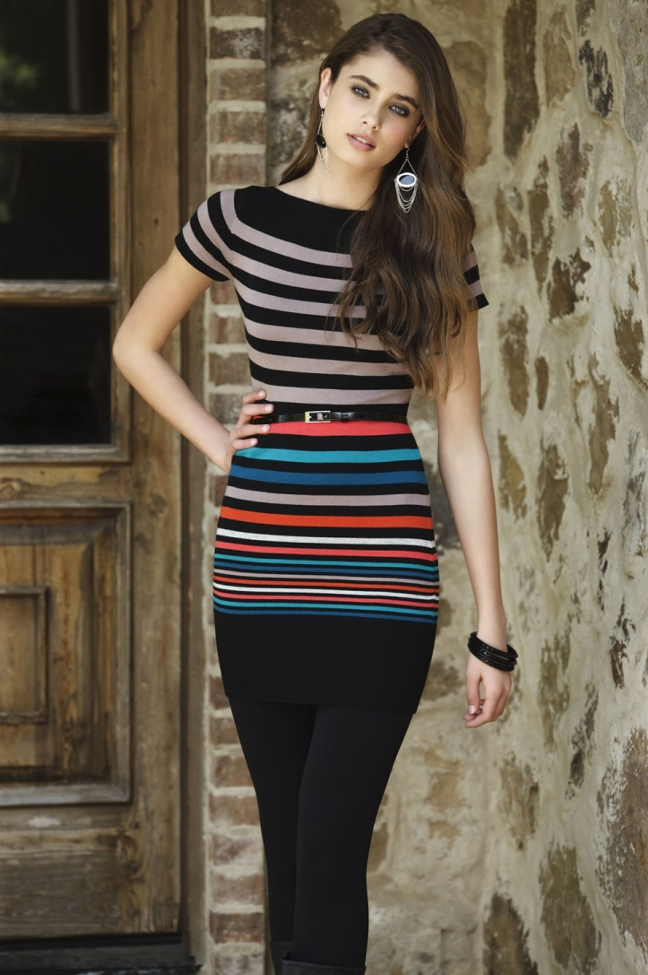 Taylor Marie Hill for Body Central Fall 2012 Photo Shoot (12)