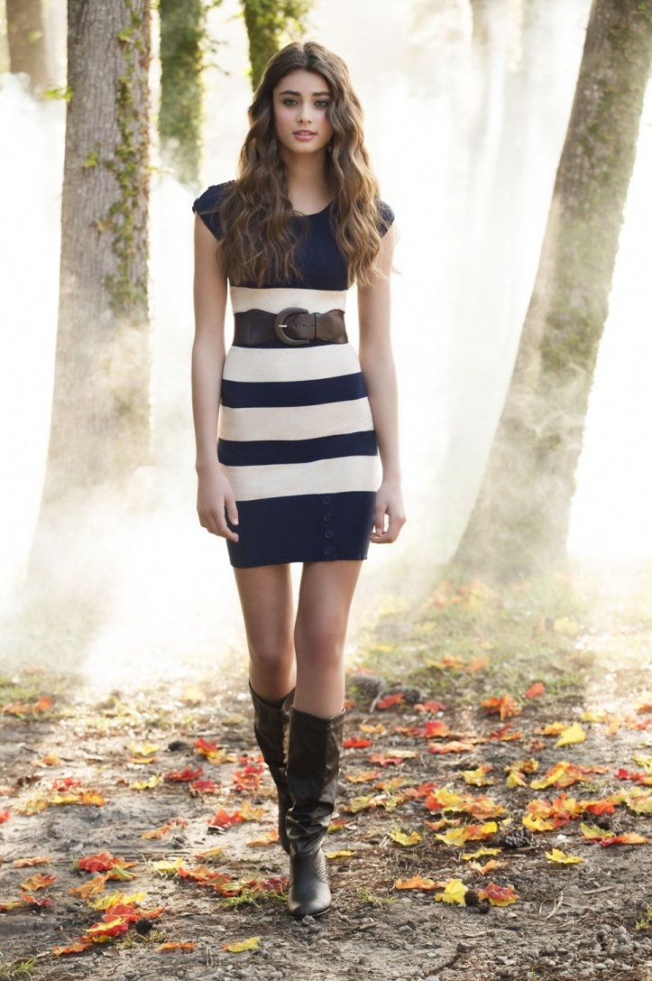 Taylor Marie Hill for Body Central Fall 2012 Photo Shoot (13)