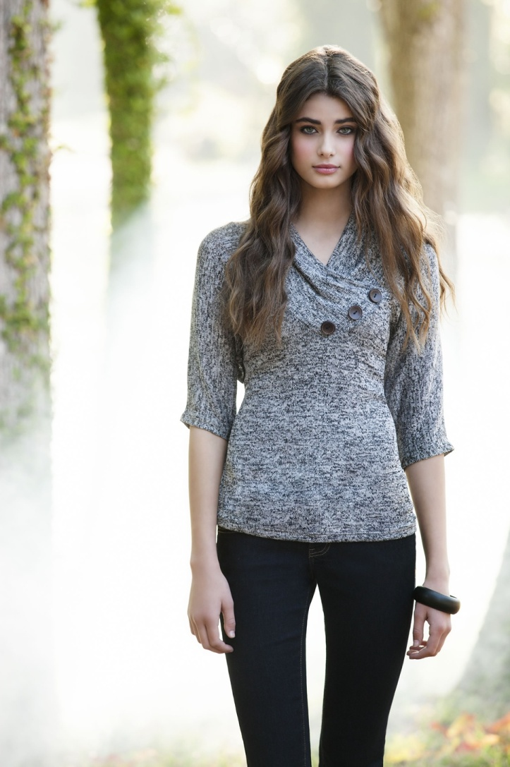 Taylor Marie Hill for Body Central Fall 2012 Photo Shoot (3)