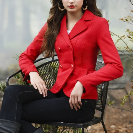 Taylor Marie Hill for Body Central Fall 2012 Photo Shoot