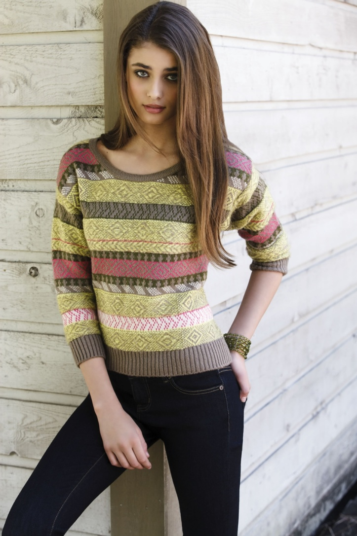 Taylor Marie Hill for Body Central Fall 2012 Photo Shoot (7)