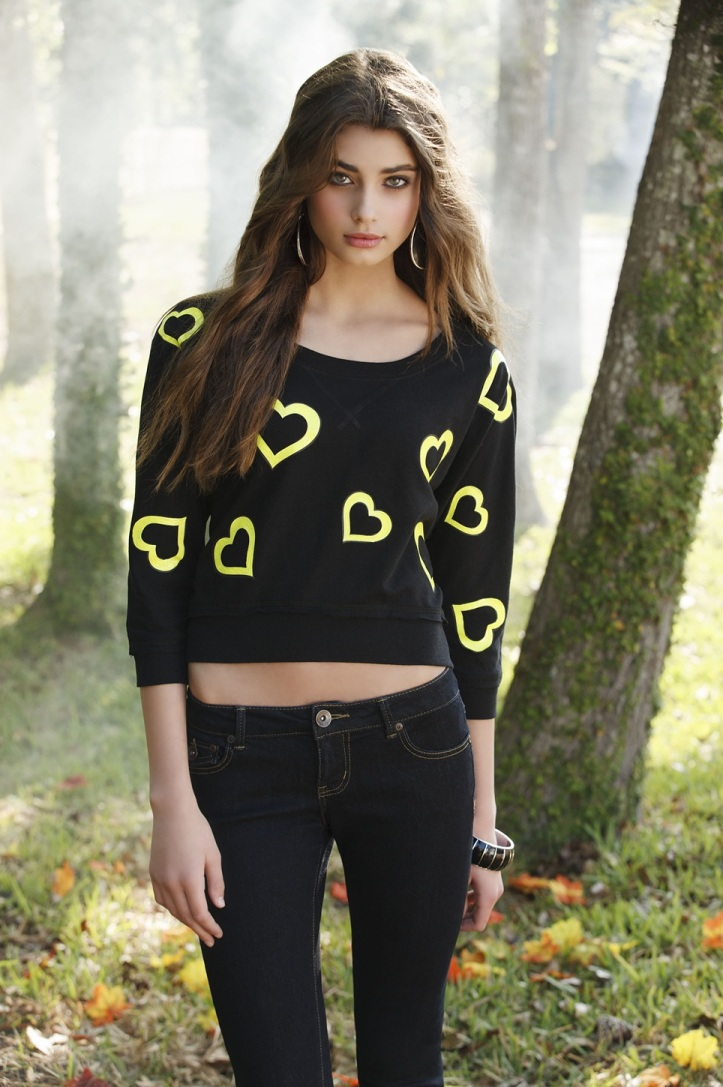 Taylor Marie Hill for Body Central Fall 2012 Photo Shoot (8)