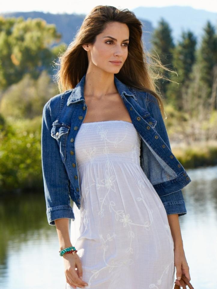 Ariadne Artiles for Gorsuch Summer 2011 Collections