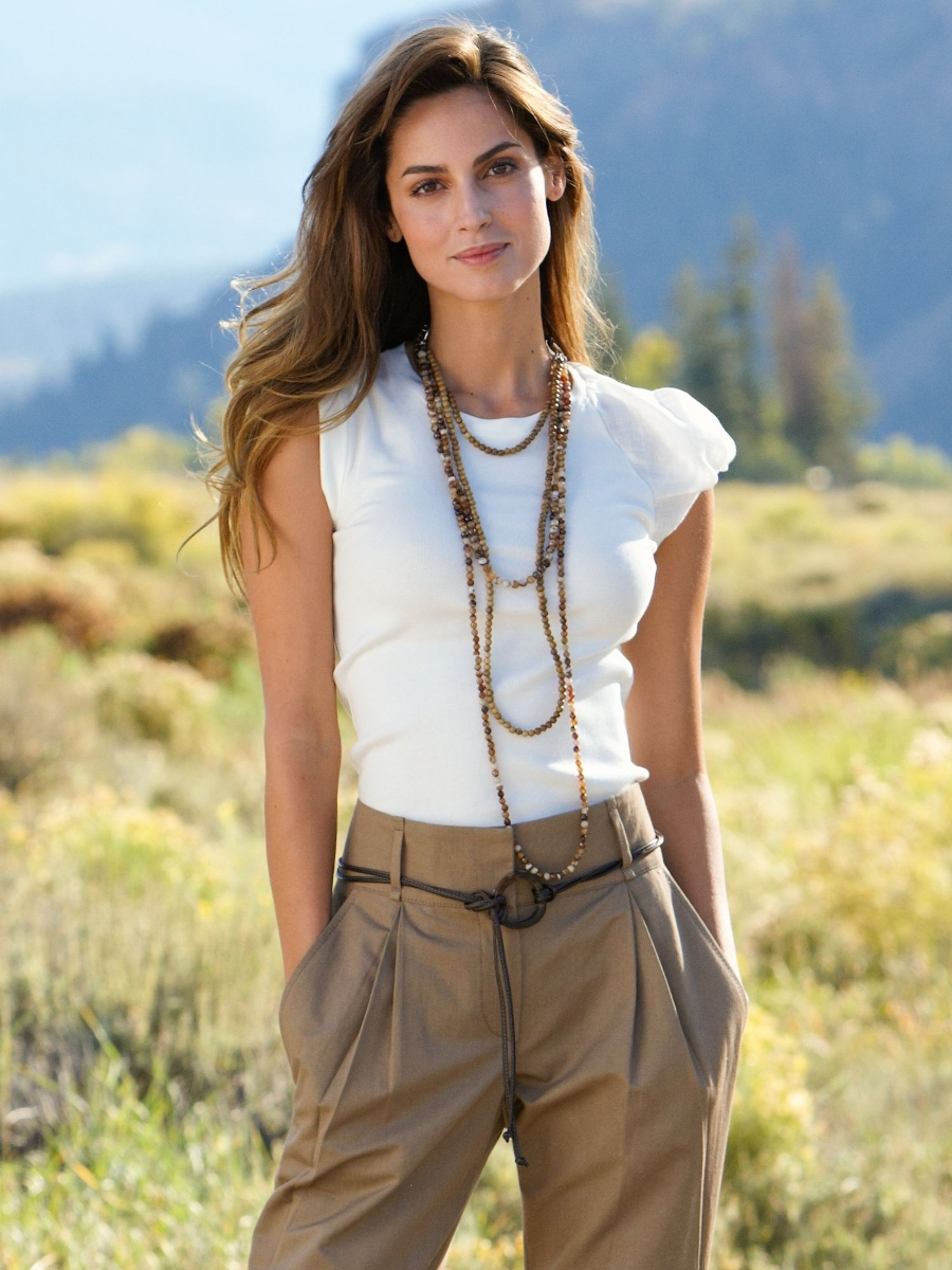 ariadne artiles for gorsuch summer 2011 collections