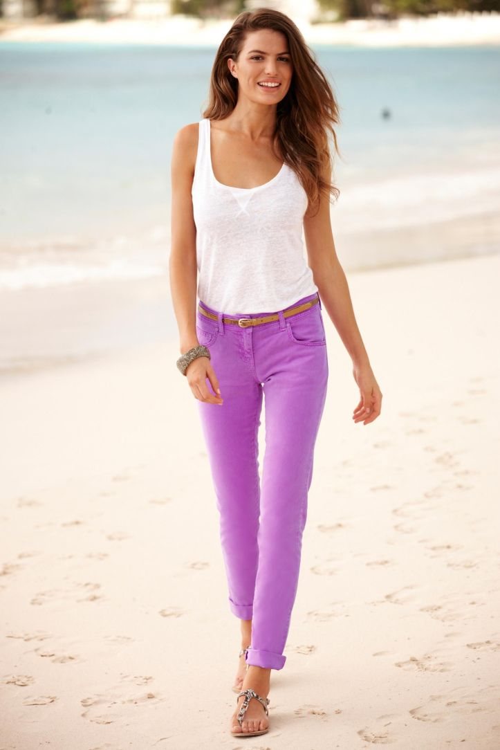Cameron Russell  for Next Spring Summer  2012 Collections
