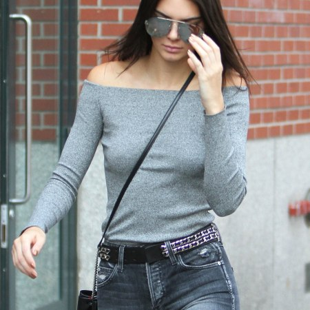 Kendall Jenner out and about in New York City on September 3 2015