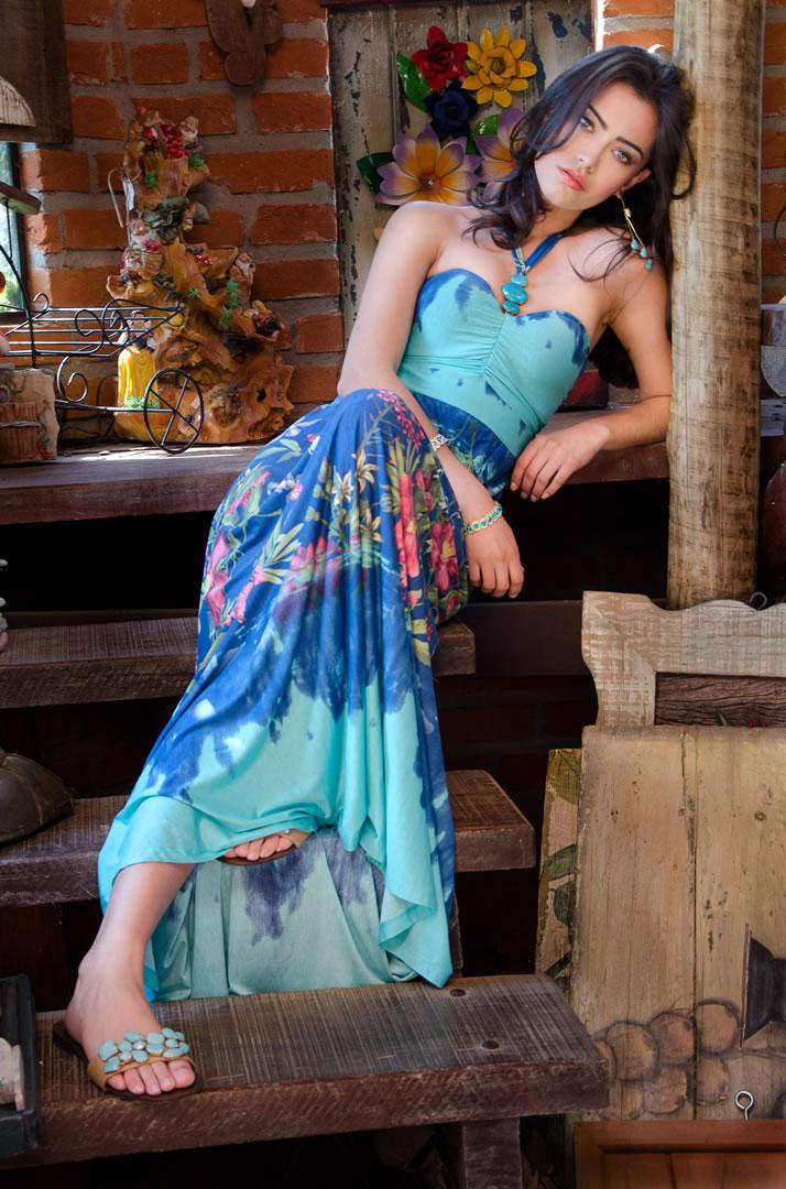 Nataniele Ribiero for Sampa Moda Feminina 2014