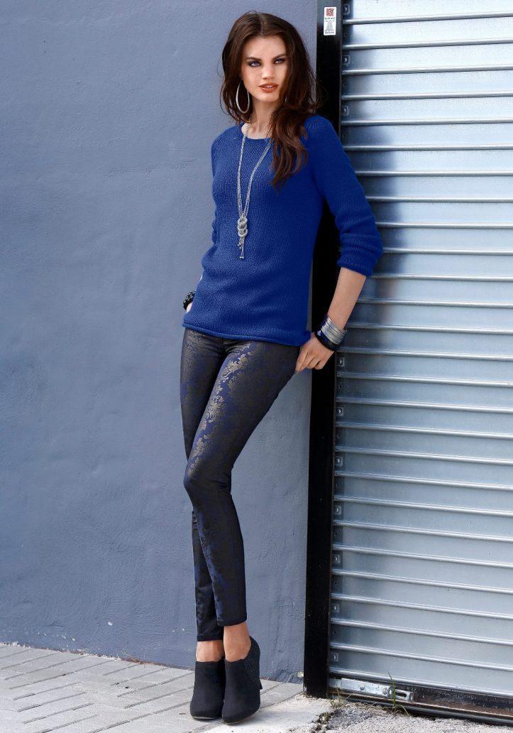 Rianne Ten Haken for Laura Scott Fall Winter 2013