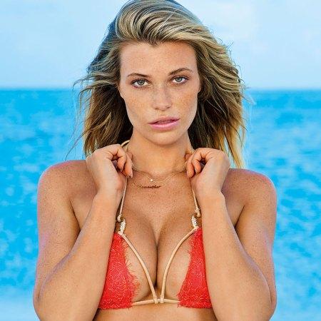 Samantha Hoopes by Gavin Bond for World Swimsuit 2015