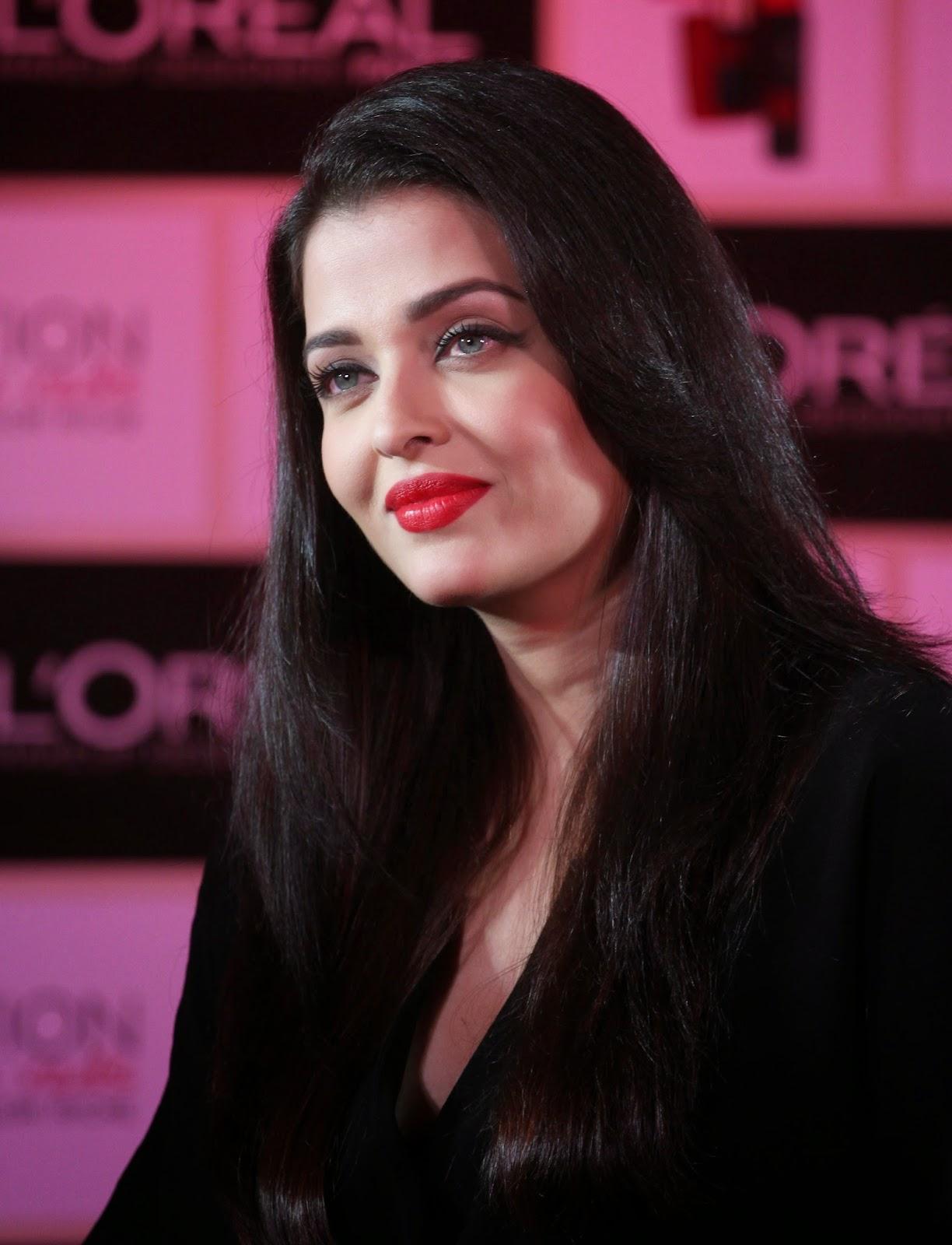 Aishwarya Rai Bachchan from L'oreal Pure Reds Lipsticks ...