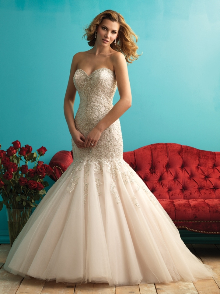 Gabriela Iliescu for Allure Bridals 2015 Collections