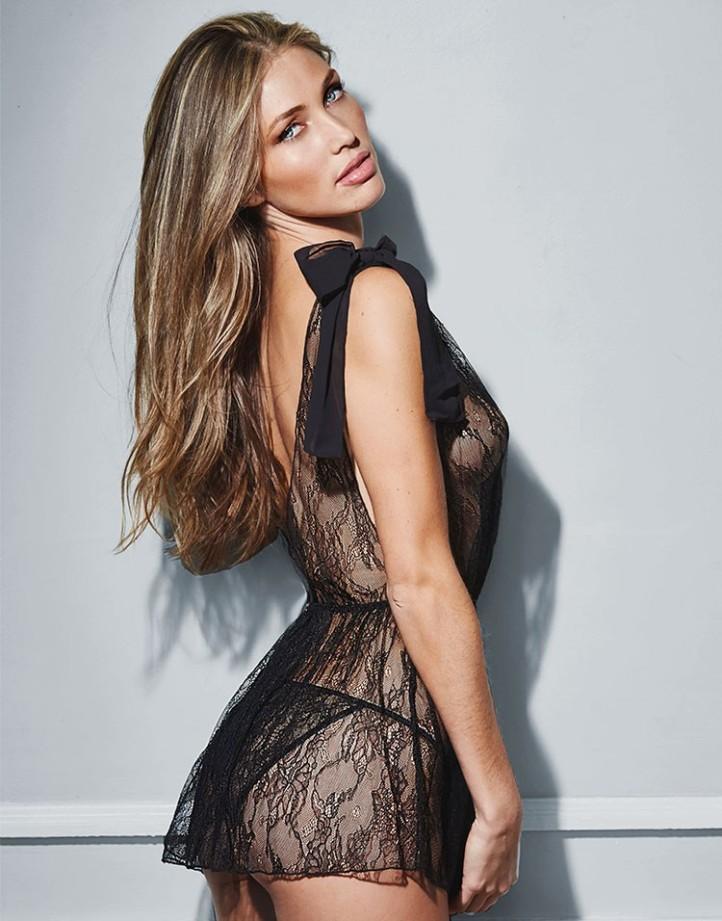 Simone Villas Boas for Adore Me Lingerie - Winter 2014 Collections