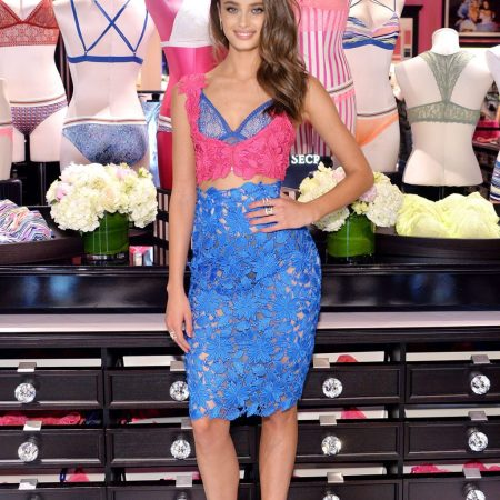 Taylor Marie Hill for Victoria's Secret Launches The All New Bralette Collection