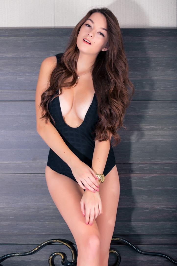 Beautiful Model Vanda Mey aka Virginia photo-shoot for Secretofpleasure