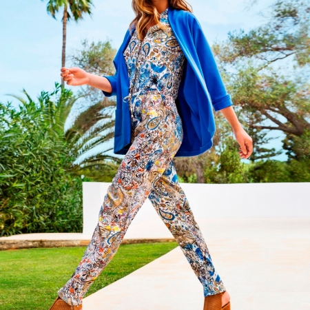Candice Boucher for Caroline Biss - Spring 2016 Lookbook