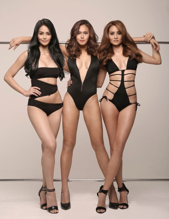 Cindy Miranda, Dani Castano, Queenie Rehman for FHM Philippines- October 2015 (3)