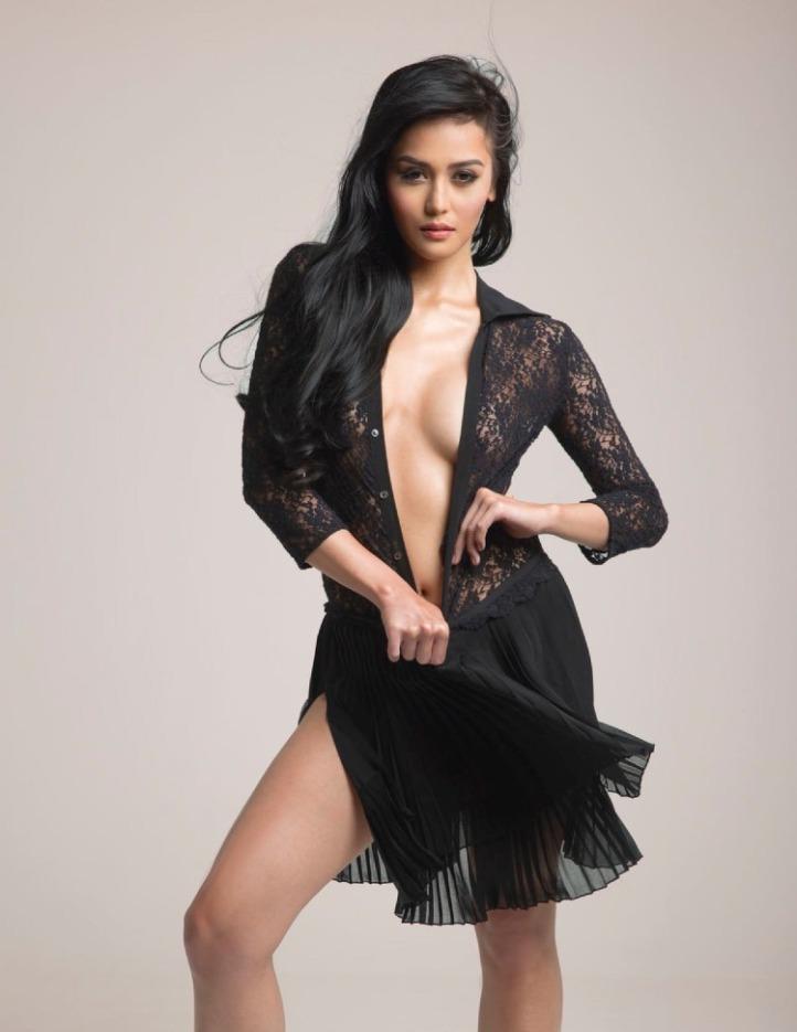 Cindy Miranda, Dani Castano, Queenie Rehman for FHM Philippines- October 2015 (8)