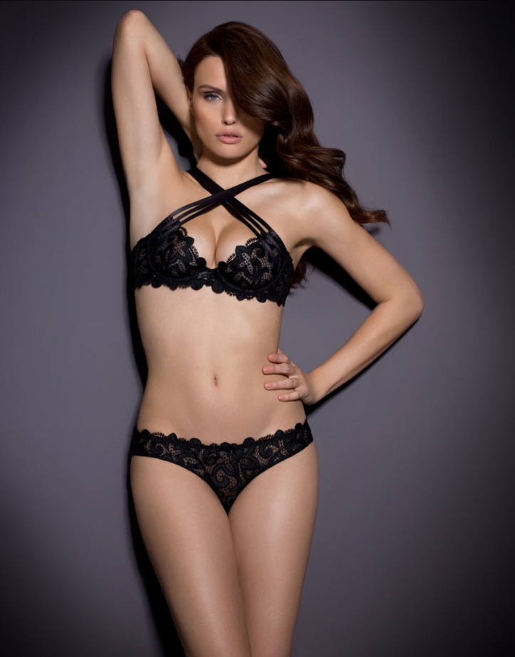 Elena Muller for Agent Provocateur Soiree 2015 (4)