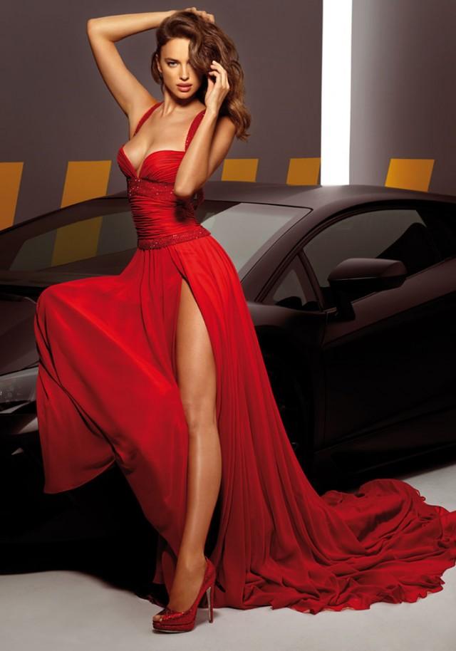 Irina Shayk for Alessandro Angelozzi Couture 2013 (1)