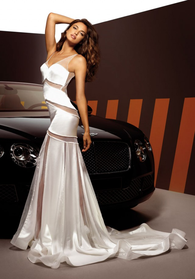 Irina Shayk for Alessandro Angelozzi Couture 2013 (2)