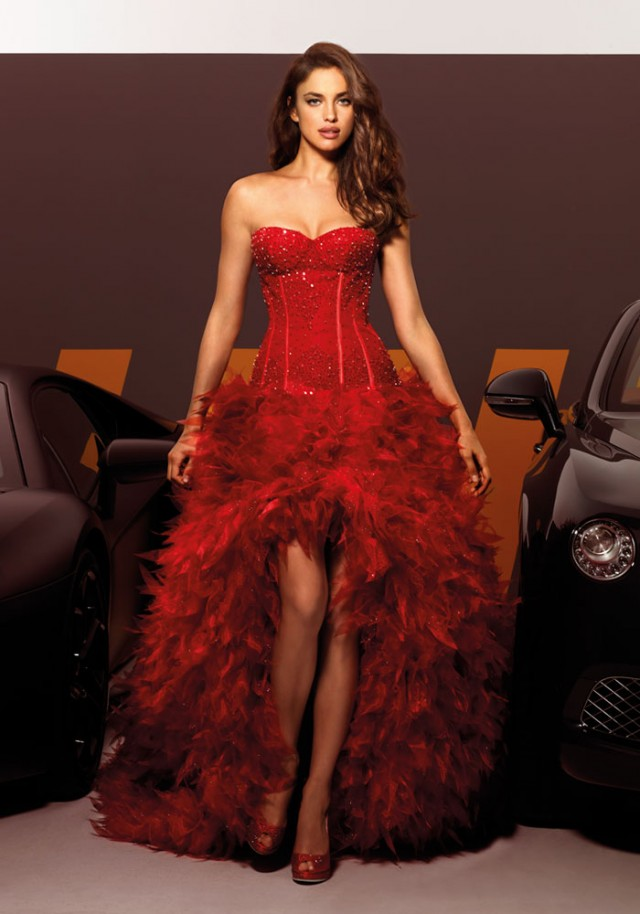 Irina Shayk for Alessandro Angelozzi Couture 2013 (4)
