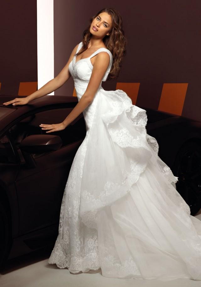 Irina Shayk for Alessandro Angelozzi Couture 2013 (7)