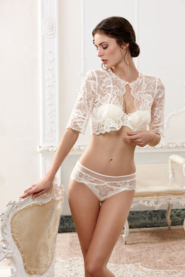 Maud Le Fort for Lise Charmel Spring Summer 2014 -Romantique Désir (4)