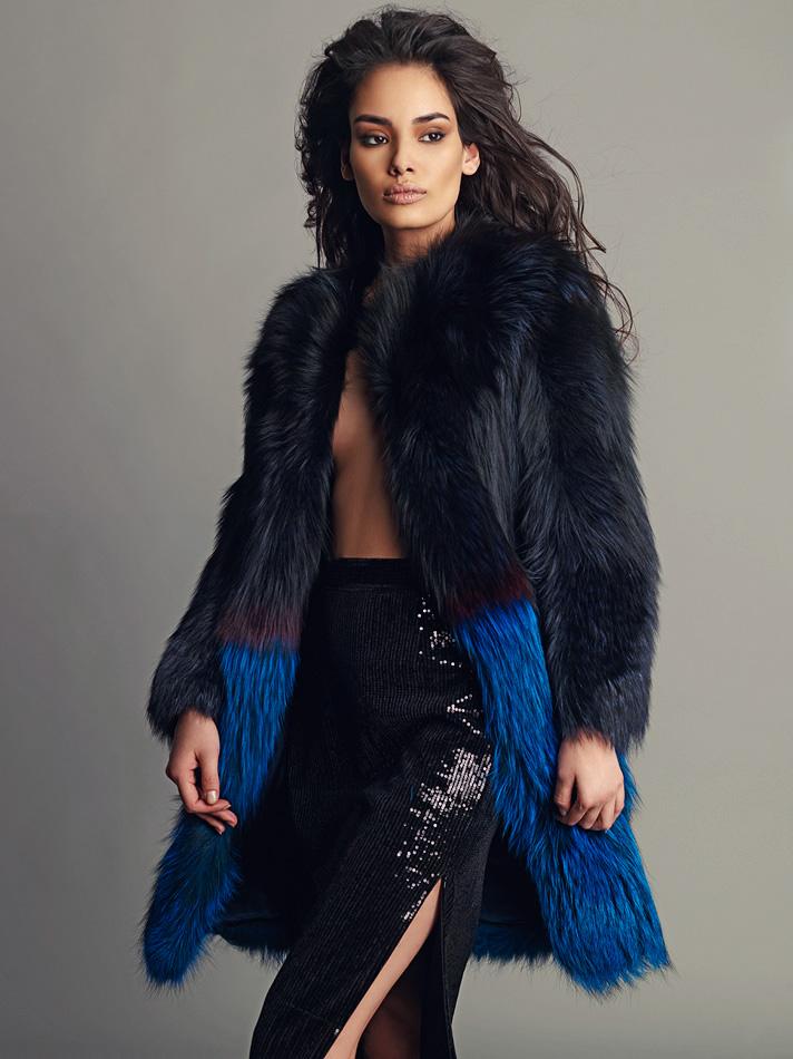 Natalia Rassadnikova by Igor Oussenko for In Fashion Magazine- The Bold and The Furry (3)